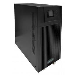 SAI 6000 VA / 6 Kva Online de doble conversión con DSP, LDC a color, etc..