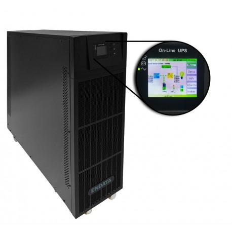 SAI UPS 10kVA C-PRO 3/3 TRIFÁSICO Online doble conversión